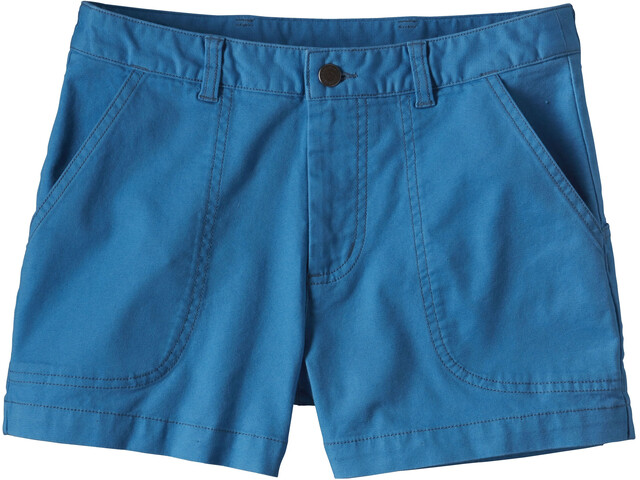 Patagonia W's Stand Up Shorts Radar Blue